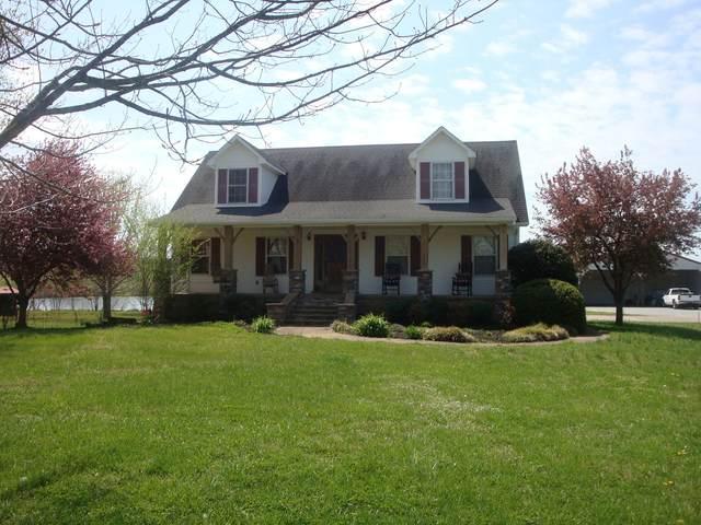 527 Jonestown Rd, Summertown, TN 38483 (MLS #RTC2237557) :: Nashville on the Move
