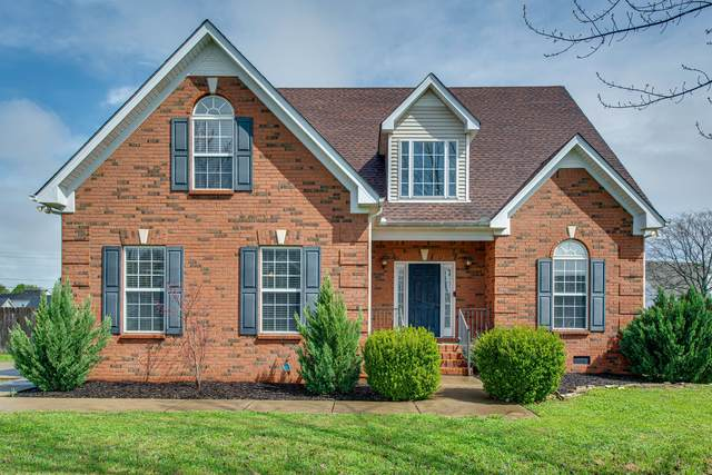 1731 Potters Ct, Murfreesboro, TN 37128 (MLS #RTC2237975) :: The DANIEL Team | Reliant Realty ERA