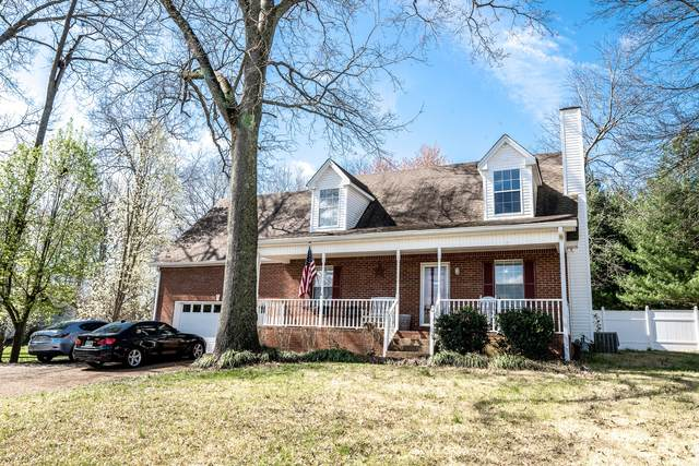 107 Gray Ct, White House, TN 37188 (MLS #RTC2237983) :: Real Estate Works