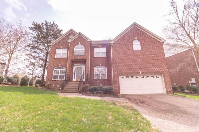 101 Chesapeake Harbor Blvd, Hendersonville, TN 37075 (MLS #RTC2238589) :: The Miles Team | Compass Tennesee, LLC