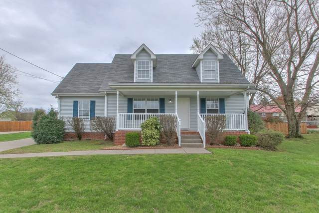 205 Noel Ln, Smyrna, TN 37167 (MLS #RTC2238624) :: Village Real Estate