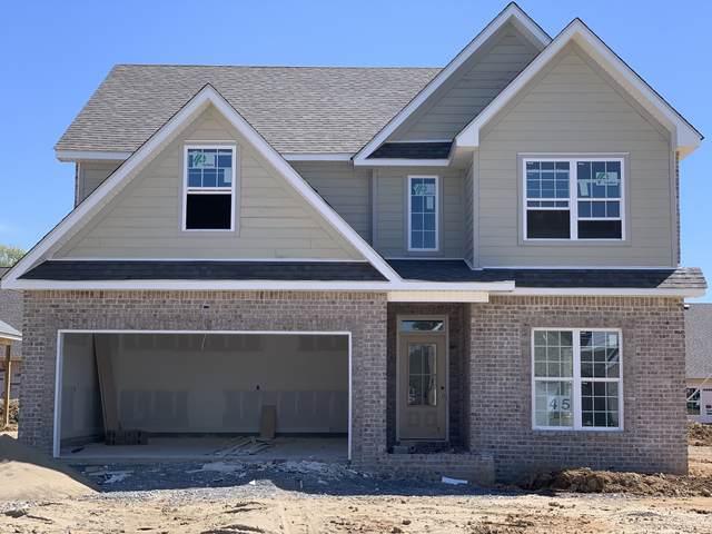 1429 Hereford Blvd., Clarksville, TN 37043 (MLS #RTC2238634) :: Michelle Strong