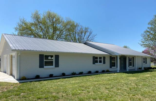 2755 Old Nashville Hwy, Mc Minnville, TN 37110 (MLS #RTC2238907) :: Keller Williams Realty