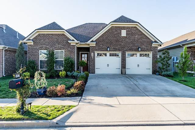 2136 Kirkwall Dr, Nolensville, TN 37135 (MLS #RTC2239173) :: Cory Real Estate Services