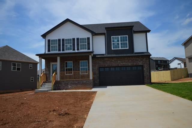 153 Ringgold Estates, Clarksville, TN 37042 (MLS #RTC2239683) :: Nashville on the Move