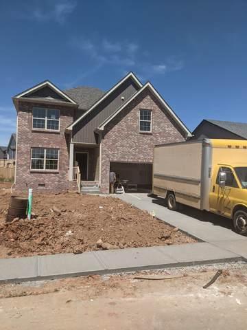 150 Ringgold Estates, Clarksville, TN 37042 (MLS #RTC2239688) :: RE/MAX Fine Homes