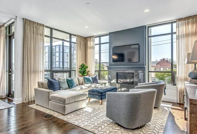 3000 Poston Ave #101, Nashville, TN 37203 (MLS #RTC2240188) :: Ashley Claire Real Estate - Benchmark Realty