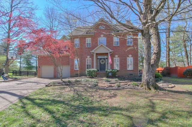 1509 Halifax Dr, Spring Hill, TN 37174 (MLS #RTC2240312) :: Nashville on the Move