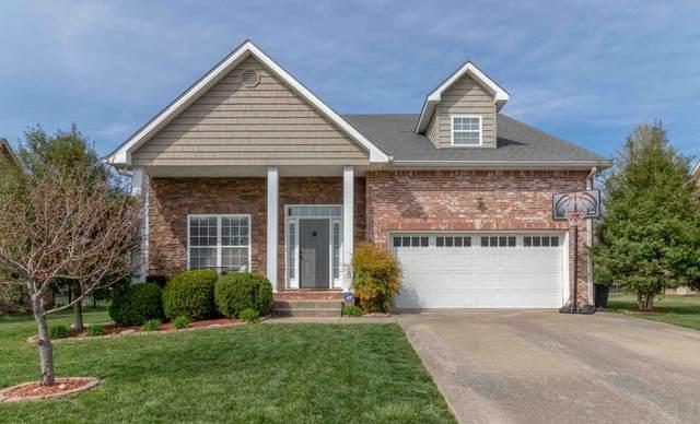 935 Willow Cir, Clarksville, TN 37043 (MLS #RTC2240378) :: Randi Wilson with Clarksville.com Realty
