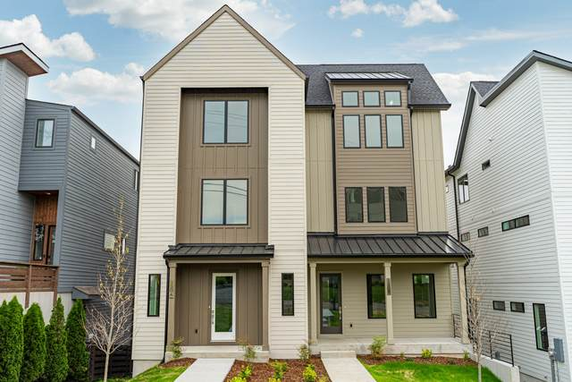 120 Fern Ave A & B, Nashville, TN 37207 (MLS #RTC2240390) :: Real Estate Works