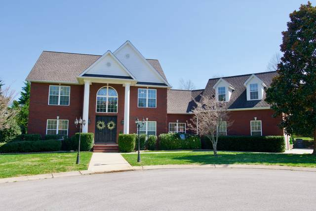 139 Eighteen Grand Pl, Cookeville, TN 38506 (MLS #RTC2240484) :: Christian Black Team
