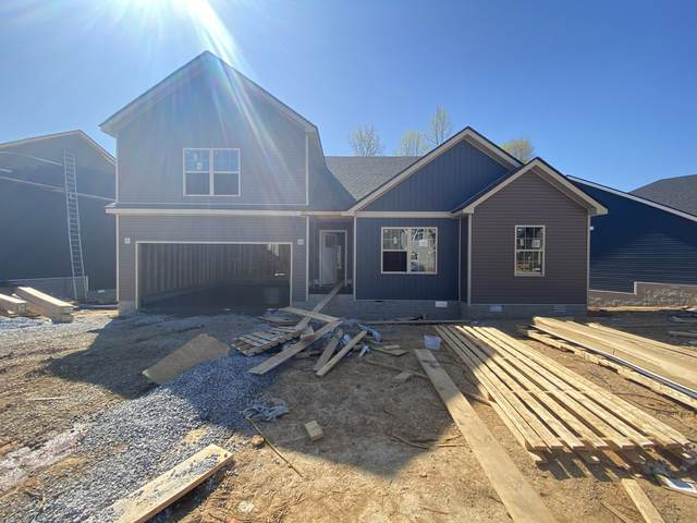 38 Woodland Hills, Clarksville, TN 37043 (MLS #RTC2240712) :: Ashley Claire Real Estate - Benchmark Realty