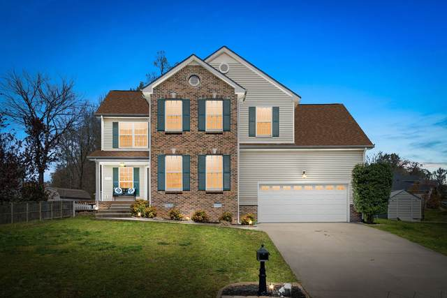 3355 Heatherwood Trce, Clarksville, TN 37040 (MLS #RTC2241737) :: Michelle Strong