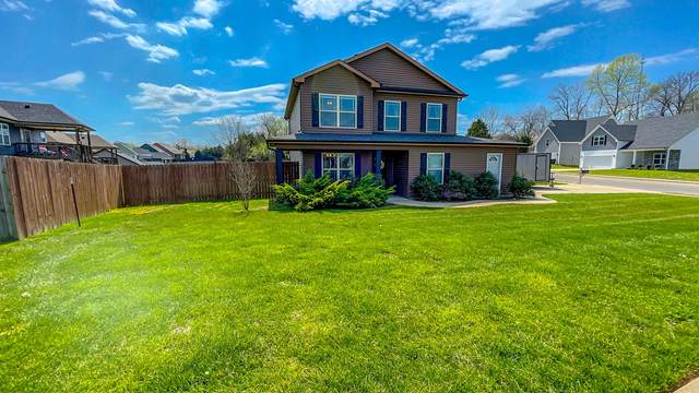 1871 Camelot Dr, Clarksville, TN 37040 (MLS #RTC2241897) :: Real Estate Works