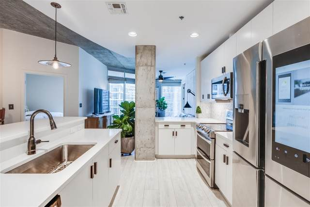 301 Demonbreun St #1510, Nashville, TN 37201 (MLS #RTC2242133) :: DeSelms Real Estate