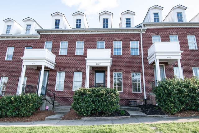 1427 Winding Creek Dr, Nolensville, TN 37135 (MLS #RTC2242452) :: Nashville on the Move