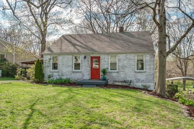 3921 Baxter Ave, Nashville, TN 37216 (MLS #RTC2242494) :: DeSelms Real Estate
