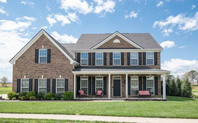 1402 Oak Dr, Murfreesboro, TN 37128 (MLS #RTC2242997) :: DeSelms Real Estate