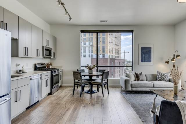 1002 Division St #409, Nashville, TN 37203 (MLS #RTC2243081) :: Nashville Roots