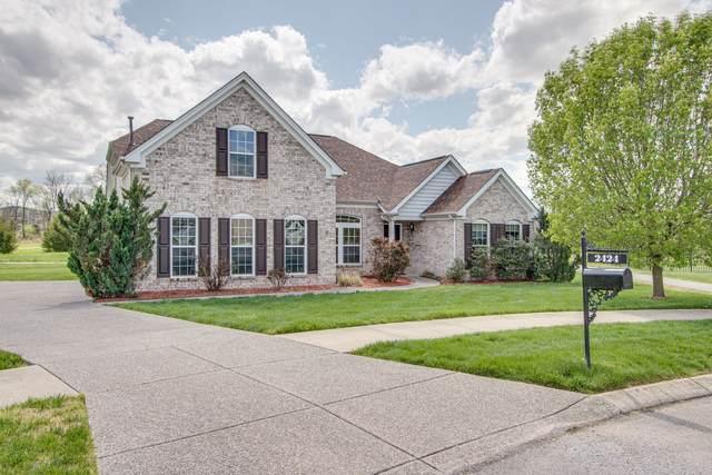 2424 Trivaca Ln, Nolensville, TN 37135 (MLS #RTC2243262) :: Nashville Home Guru