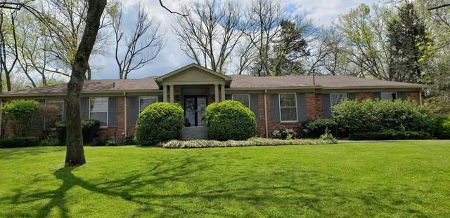 1401 Burton Valley Rd, Nashville, TN 37215 (MLS #RTC2243337) :: The Milam Group at Fridrich & Clark Realty