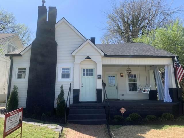 1114 S Garden St, Columbia, TN 38401 (MLS #RTC2243395) :: Team Wilson Real Estate Partners