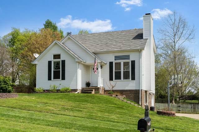 3413 E Henderson Way, Clarksville, TN 37042 (MLS #RTC2243621) :: Felts Partners