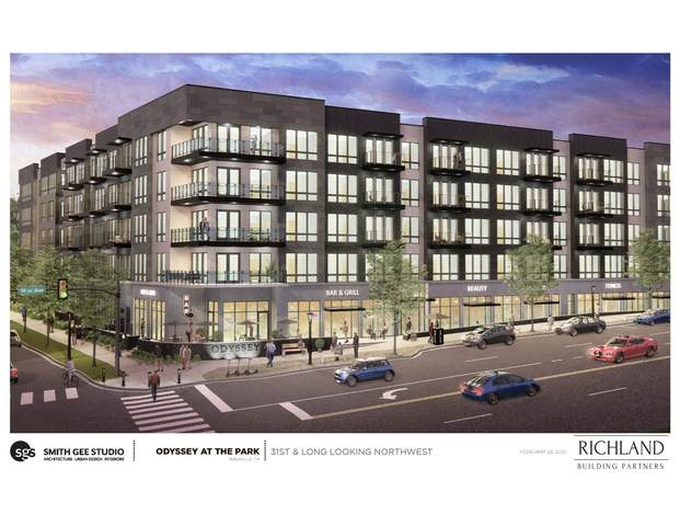 303 31st Ave N #206, Nashville, TN 37203 (MLS #RTC2243674) :: DeSelms Real Estate