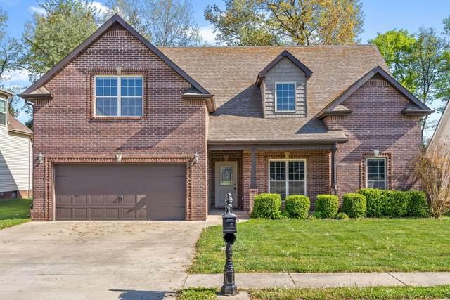 1268 Golden Eagle Way, Clarksville, TN 37040 (MLS #RTC2244073) :: Nashville Home Guru