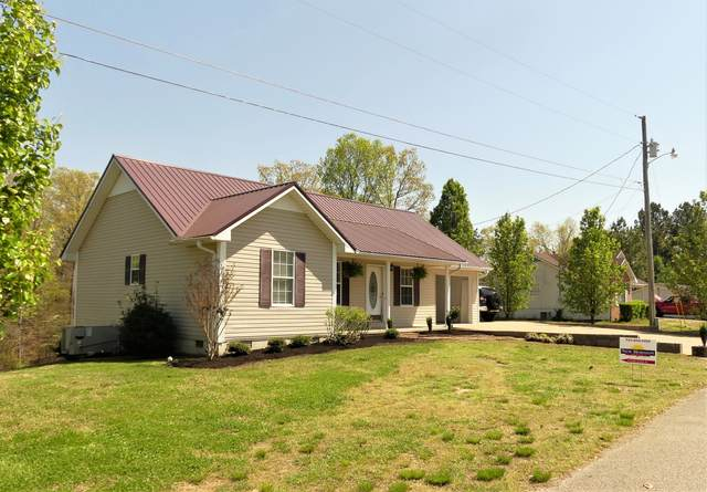 66 Roselawn Dr, Lexington, TN 38351 (MLS #RTC2244205) :: Hannah Price Team