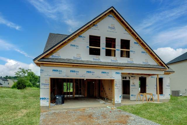 625 Whirlaway Drive (Lot 110), Burns, TN 37029 (MLS #RTC2244325) :: The Home Network by Ashley Griffith