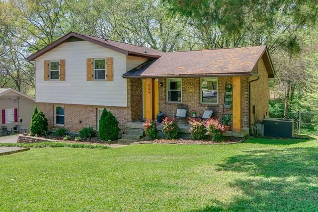 609 Debbie Dr, Hermitage, TN 37076 (MLS #RTC2245031) :: Nashville Home Guru