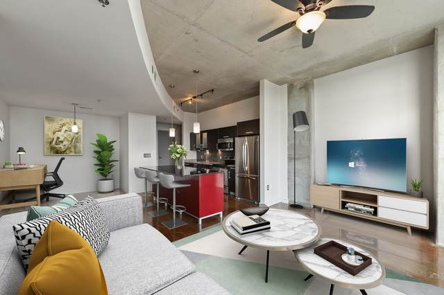 600 12th Ave S #2104, Nashville, TN 37203 (MLS #RTC2245080) :: Nashville Roots