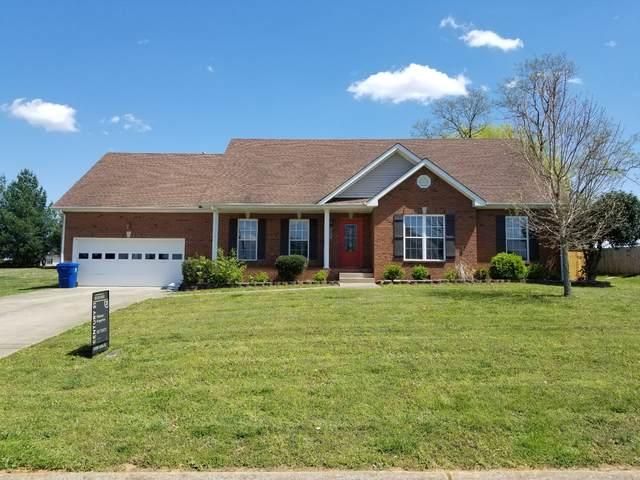 1142 Thornberry Dr, Clarksville, TN 37043 (MLS #RTC2245279) :: Fridrich & Clark Realty, LLC