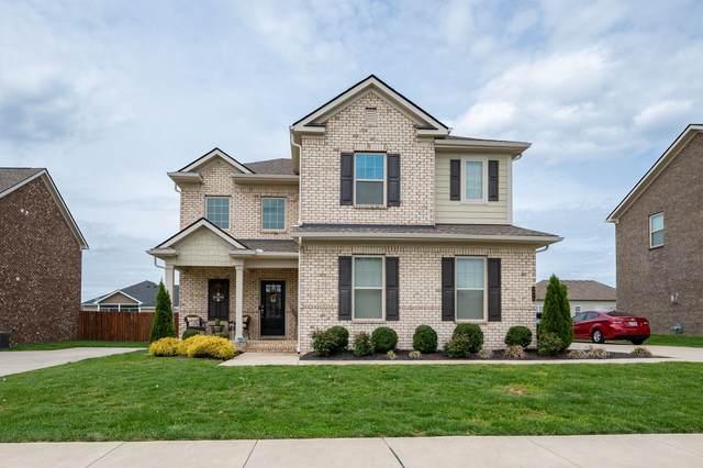 4918 Kingdom Drive, Murfreesboro, TN 37128 (MLS #RTC2245342) :: Nelle Anderson & Associates