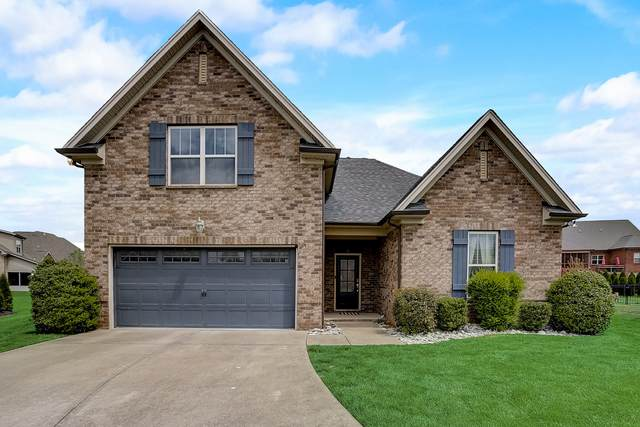 7003 Honeytree Ct, Spring Hill, TN 37174 (MLS #RTC2245976) :: Berkshire Hathaway HomeServices Woodmont Realty