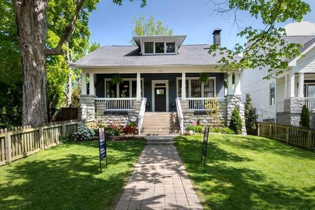 1113 Greenwood Ave, Nashville, TN 37206 (MLS #RTC2246256) :: Village Real Estate