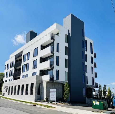 806 Olympic St #410, Nashville, TN 37203 (MLS #RTC2246633) :: Village Real Estate