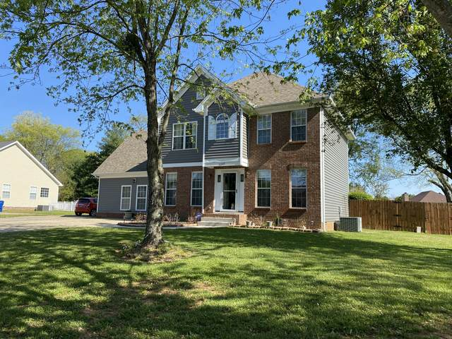 1197 Connemara Way, Clarksville, TN 37040 (MLS #RTC2246919) :: Maples Realty and Auction Co.
