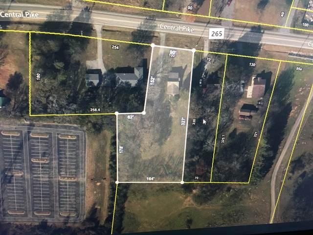 4336 Central Pike, Hermitage, TN 37076 (MLS #RTC2247172) :: The DANIEL Team | Reliant Realty ERA