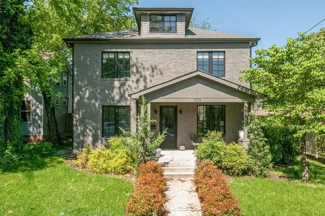 1009 Villa Place, Nashville, TN 37212 (MLS #RTC2247246) :: The Miles Team | Compass Tennesee, LLC