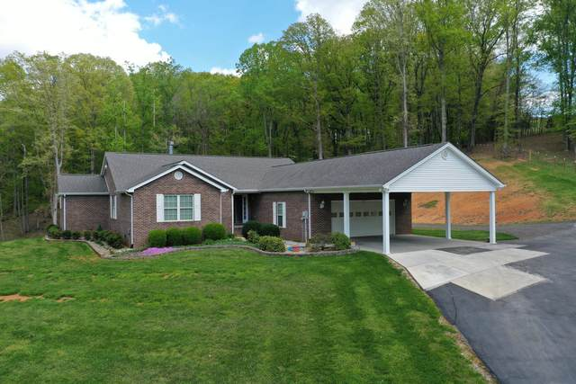 415 Cline Rd, Dandridge, TN 37725 (MLS #RTC2247418) :: Nashville on the Move