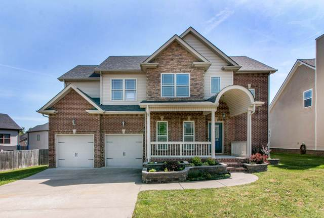 3335 Cotham Ln, Clarksville, TN 37042 (MLS #RTC2247647) :: Movement Property Group