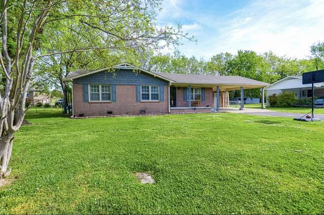 1101 Bagley Dr, Fayetteville, TN 37334 (MLS #RTC2247888) :: Ashley Claire Real Estate - Benchmark Realty
