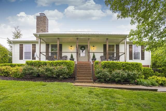 2507 Lewisburg Pike, Spring Hill, TN 37174 (MLS #RTC2248159) :: Village Real Estate