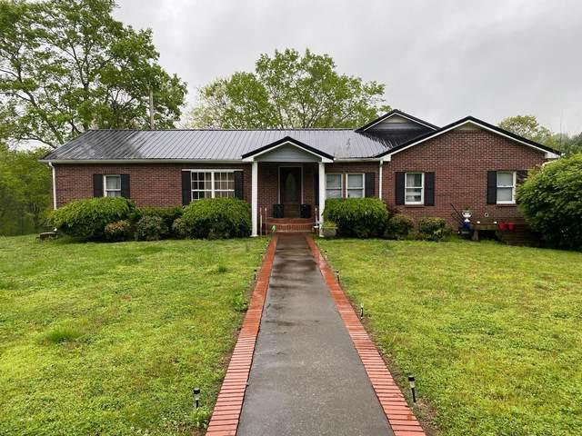 1498 Keesee Road, Clarksville, TN 37040 (MLS #RTC2248767) :: Village Real Estate