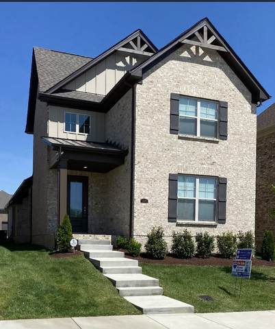1025 Paddock Park Cir, Gallatin, TN 37066 (MLS #RTC2249131) :: Nashville on the Move