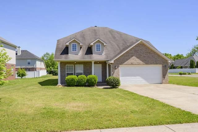 1210 Timber Creek Dr, Murfreesboro, TN 37128 (MLS #RTC2249554) :: Village Real Estate