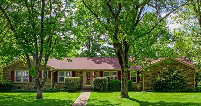 2507 Gilbert St, Murfreesboro, TN 37129 (MLS #RTC2250052) :: Village Real Estate