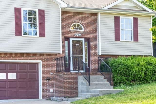 1045 Persimmon Ct, Clarksville, TN 37040 (MLS #RTC2250235) :: Nashville Home Guru